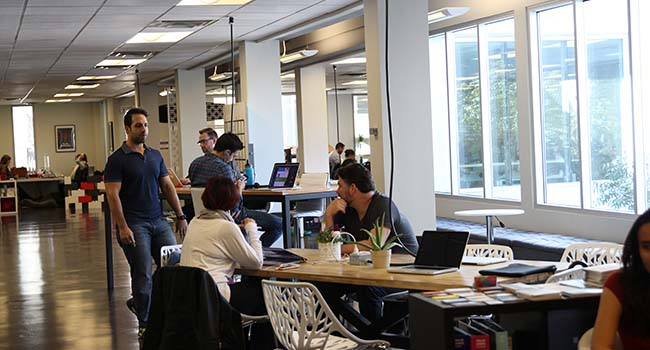 The benefits of coworking spaces for entrepreneurs and startups