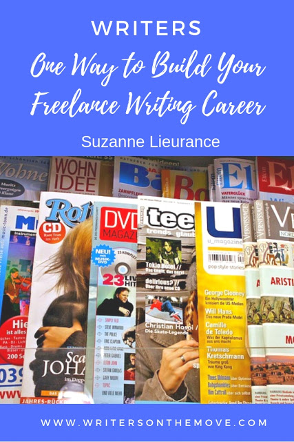 One Way to Build Your Freelance Writing Career