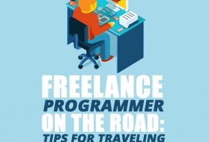 Freelance Programmer on the Road: Tips for Traveling and Working From China