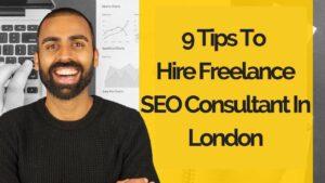 Freelance SEO Consultant, Freelance News, Freelance Skills, Freelance Tips